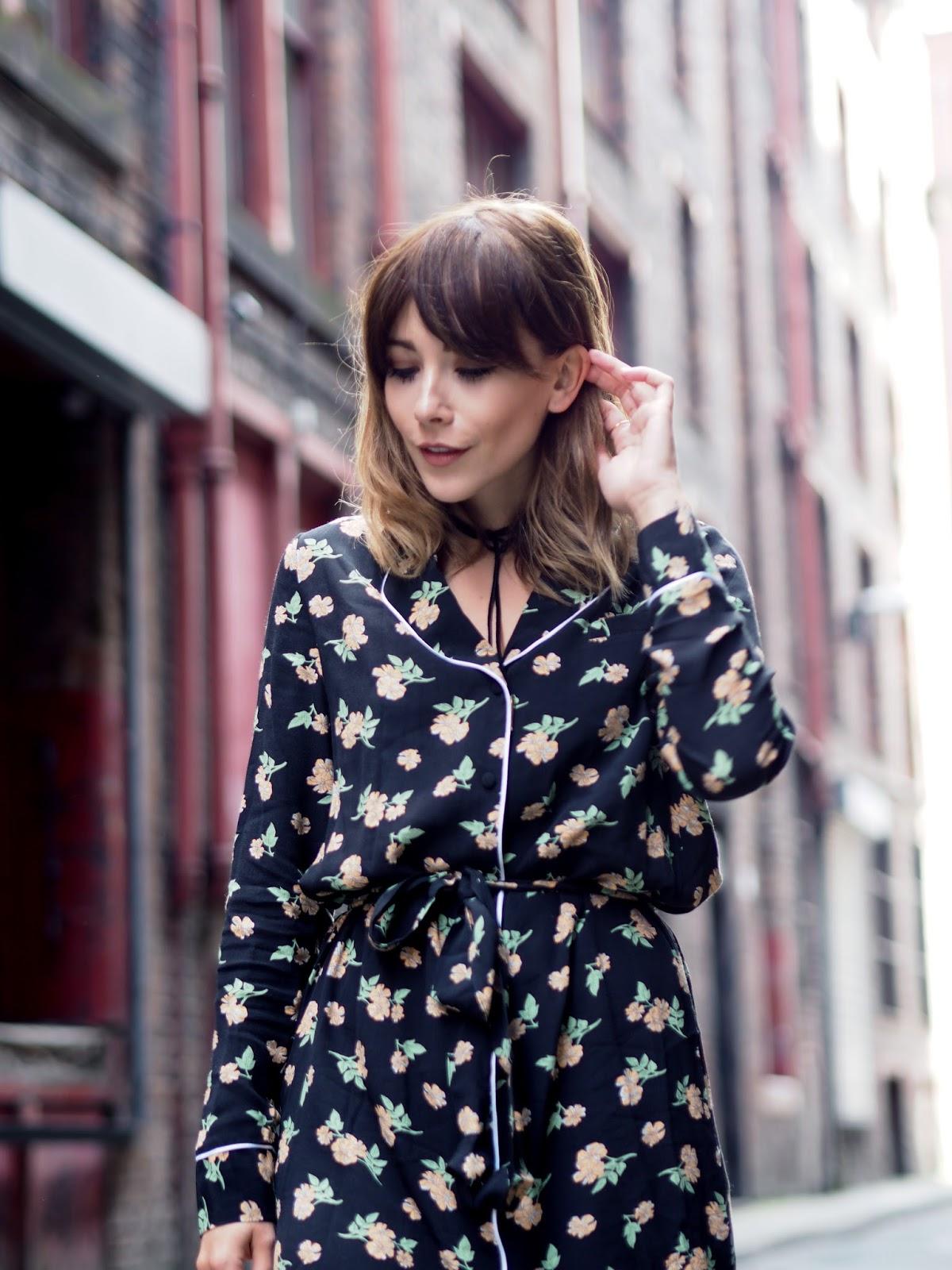 How to style pyjama dress