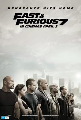 Fast & Furious 7 [2015] [DVDR] [Custom – HD] [Latino] [Cropeada]