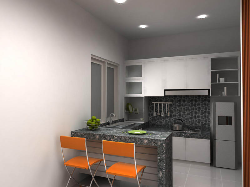 Desain Dapur Minimalis Ukuran 2x2 Meter - Soalan an