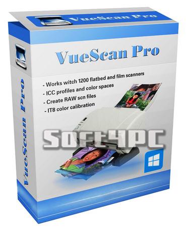 VueScan Pro 9.5.14 (x86/x64) + Crack