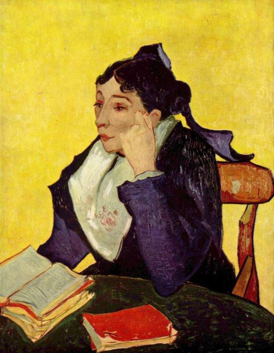 Van Gogh - Portrait - Tutt'Art@