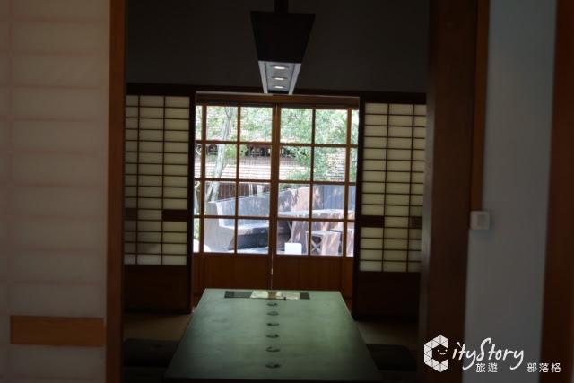 南投車埕站-澄石心天畝日式餐廳
