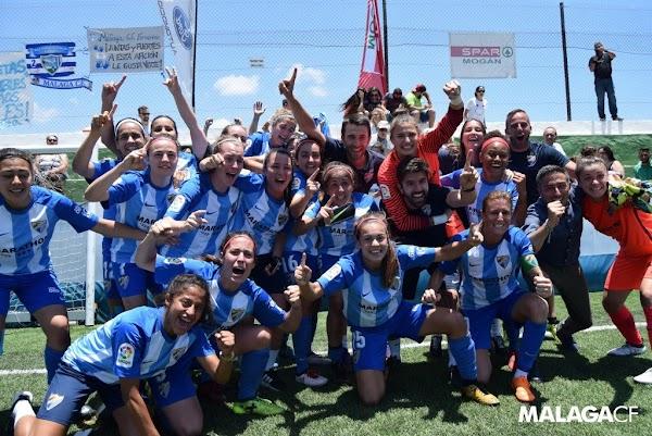 Málaga Femenino y Atlético Malagueño realizarán ofrenda floral y homenaje en el Ayto de Málaga