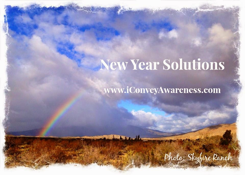 iConveyAwareness New Year Solutions