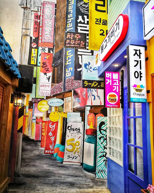 Spot Selfie Instagram Ala Korea Di Jogja