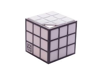 Głośnik Hykker Sound Cube BT z Biedronki