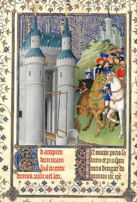 Exemplo de castelos que poderiam ter existido