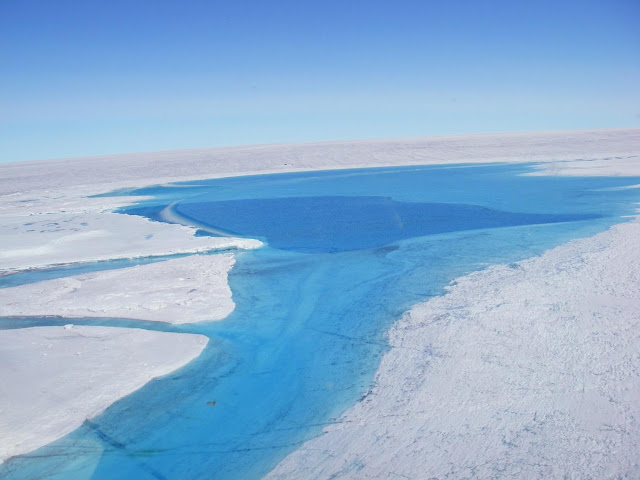 Greenland ice flow likely to speed up