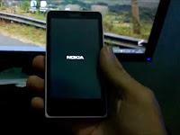 Mengatasi Hank Logo Pada Nokia XL RM-1030