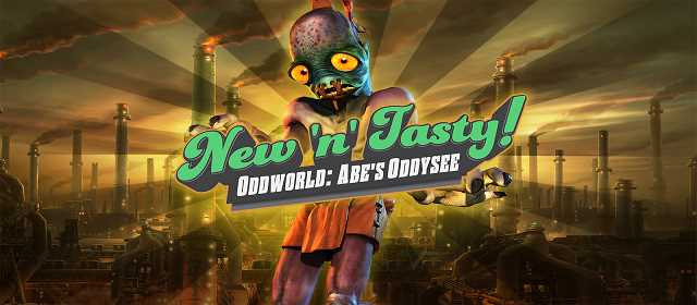 Oddworld New 'n' Tasty Android apk oyun indir