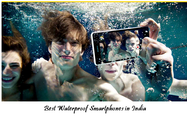 Best Waterproof Smartphones in India