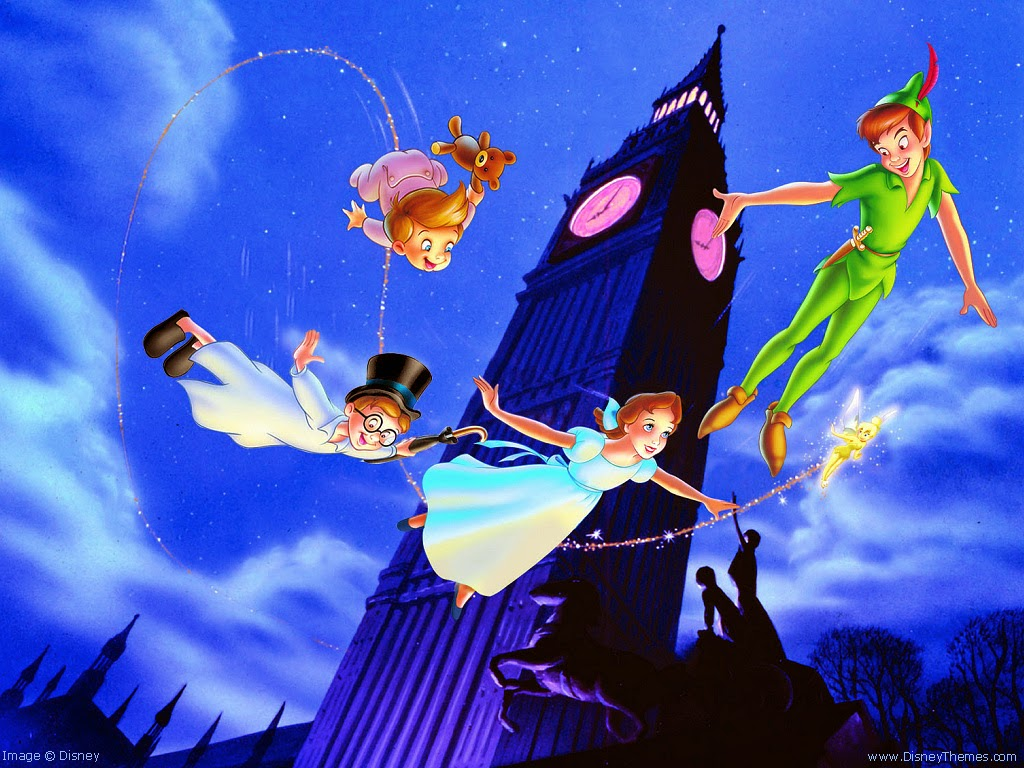 peter pan 1953 - full animated movie watch online