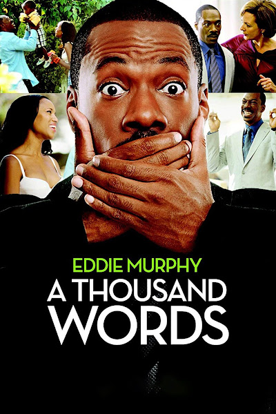 Poster of A Thousand Words (2012) Dual Audio [Hindi-DD5.1] 720p BluRay ESubs Download