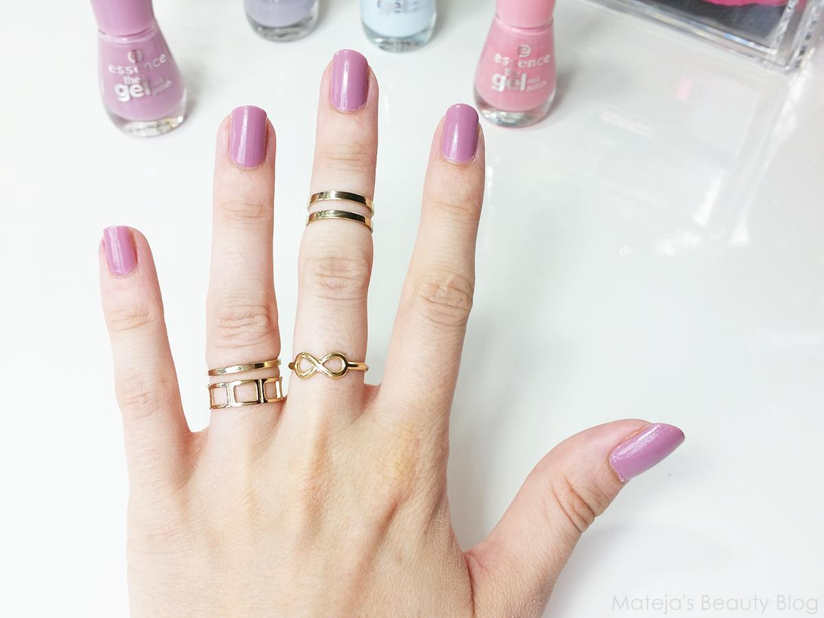 Essence The Gel Nail Polish 56 You and Me | Mateja\'s Beauty Blog ...