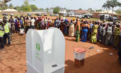 Kogi Governorship Election