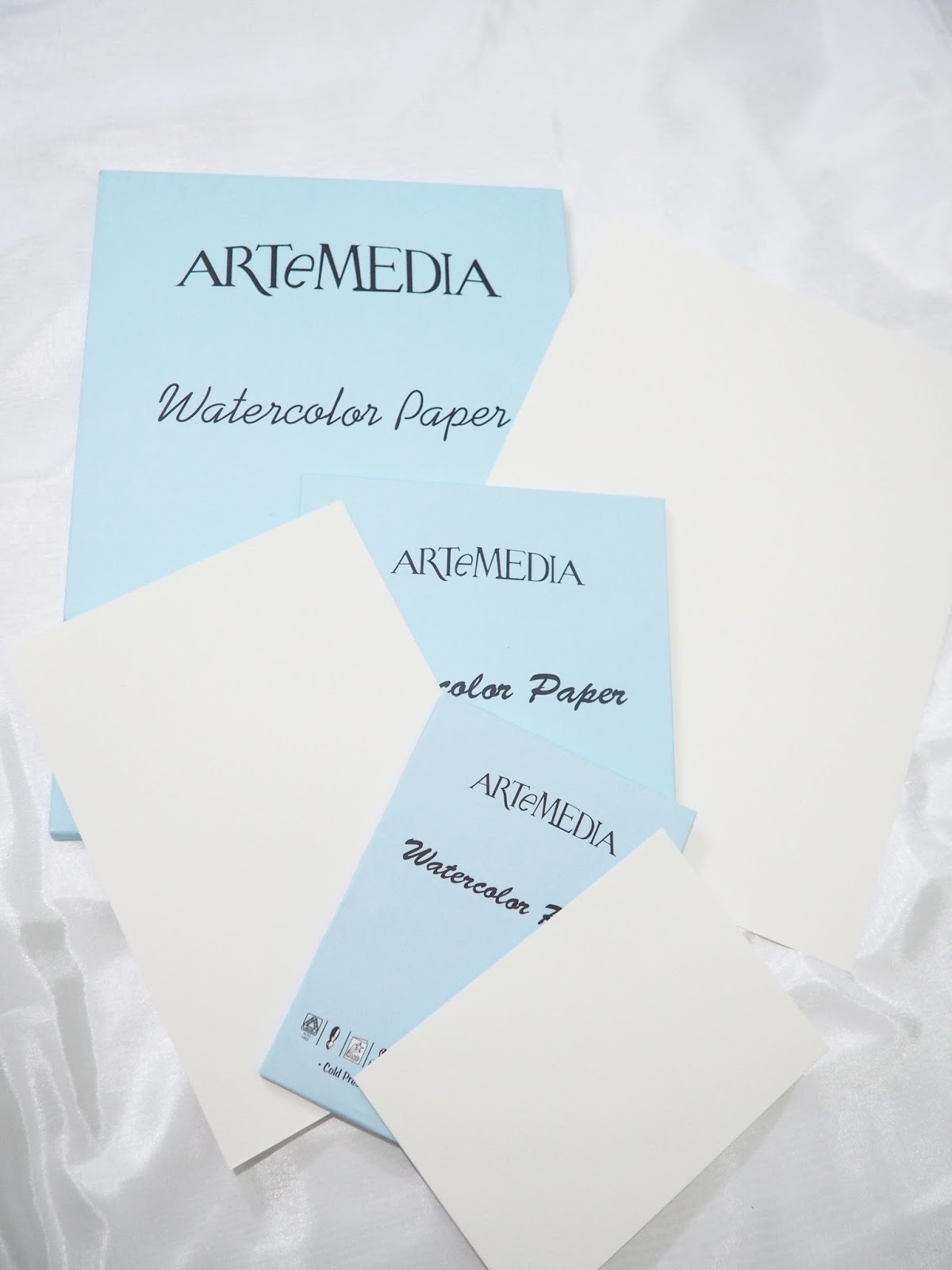 artemedia watercolor paper