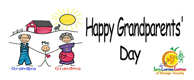 Grandparents Day Wishes Cards
