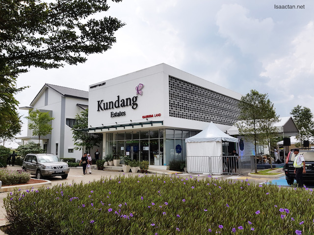 Kundang Estates Sales Gallery