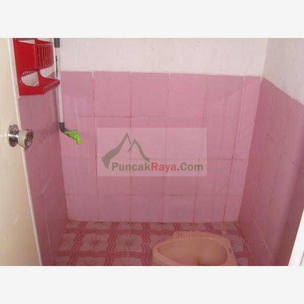 Kamar mandi Villa kamar