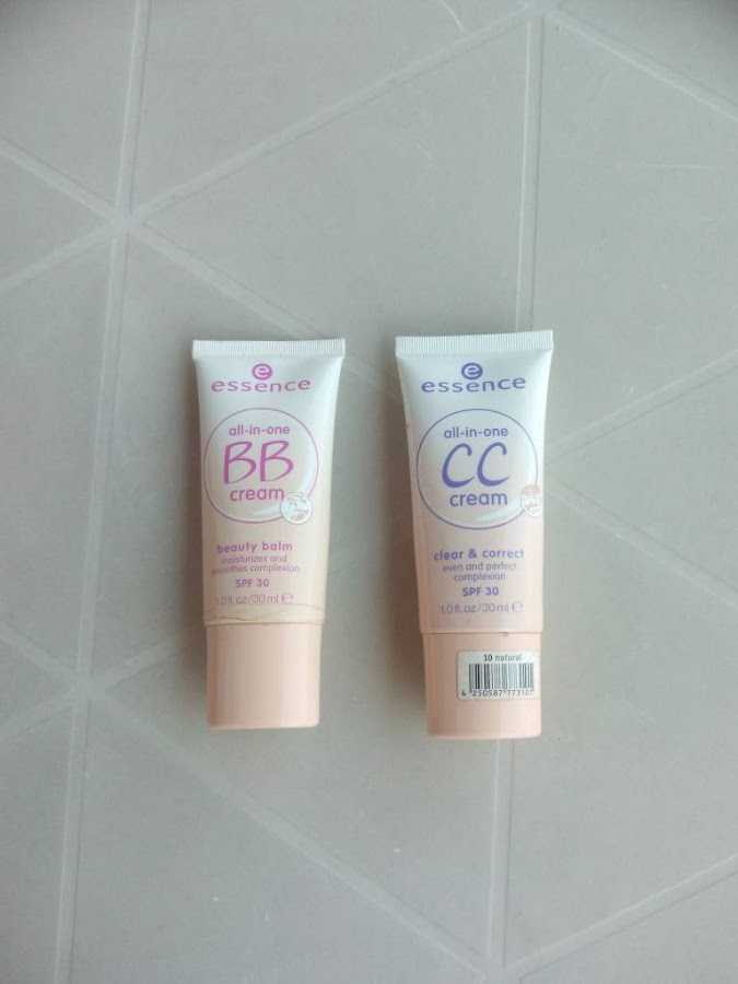 BB Cream CC Cream de Essence