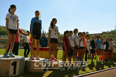 Atletismo Aranjuez Cross de Loyola