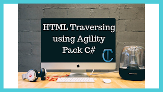 HTML Traversing using Agility Pack C#