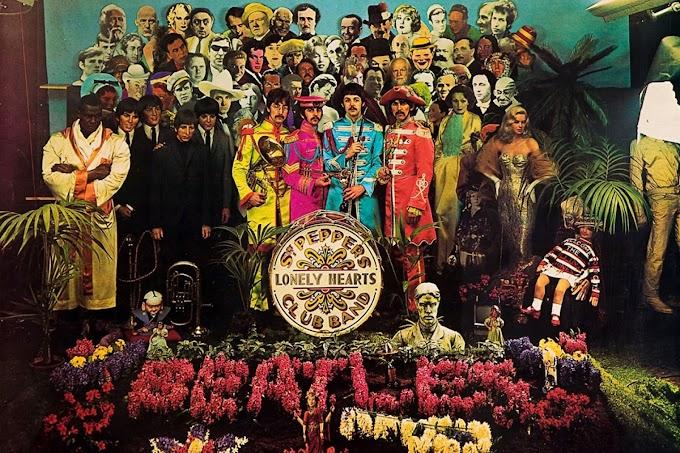 『Sgt. Pepper's Lonely Hearts Club Band』発売50周年ベースTAB譜
