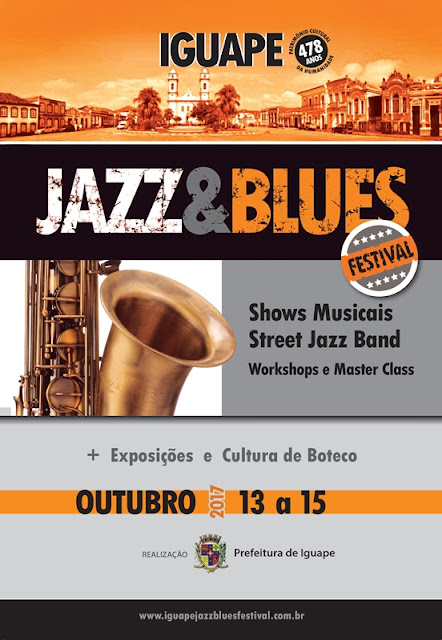 IGUAPE JAZZ E BLUES FESTIVAL