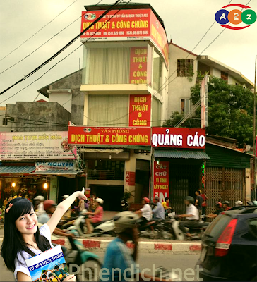 Dịch thuật huyện Thống Nhất - Đồng Nai phương pháp thành công cho mọi quý khách
