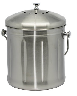 countertop compost container wedding registry
