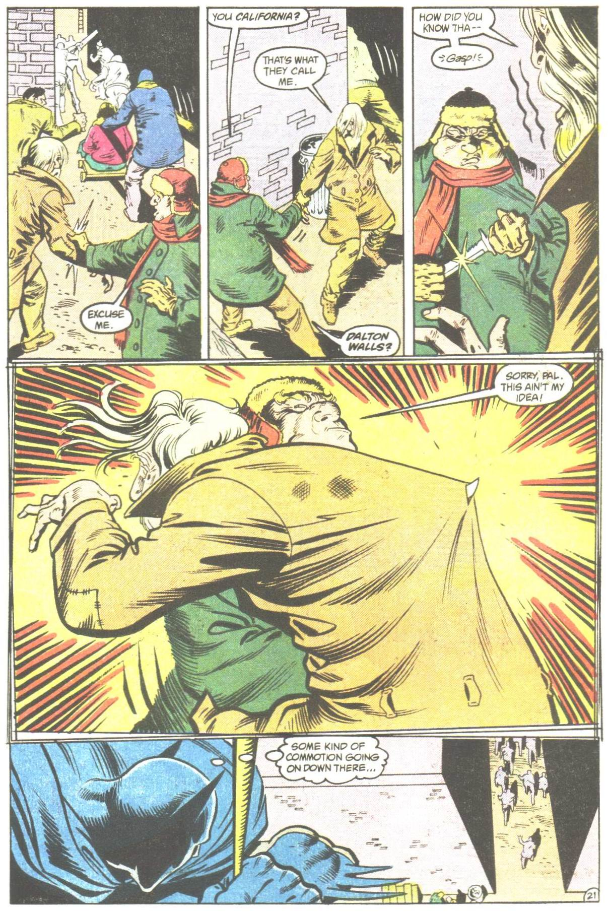 Detective Comics (1937) 588 Page 21