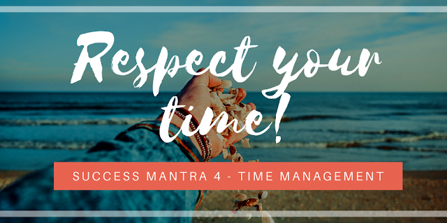 Time Management, Success, Success Mantra, Time,