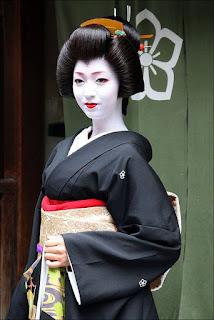Geiko Japón