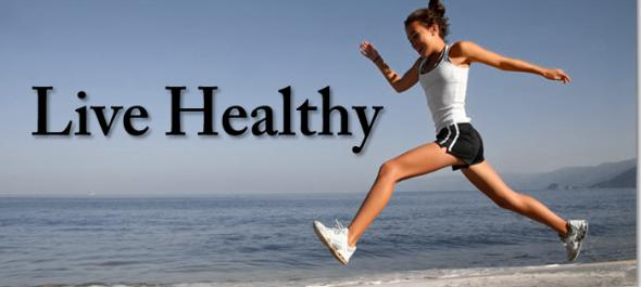 4 Secrete For You To Live A Healthy Lifestyle
