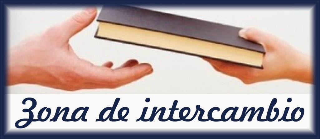 Zona de intercambio de libros del blog Deja volar tu imaginación
