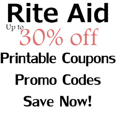 Rite Aid Printable Coupons January 2016, February 2016
