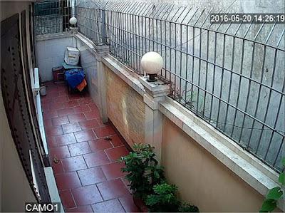 Hình ảnh thực tế chất lượng camera quan sát do Cộng Lực lắp đặt.