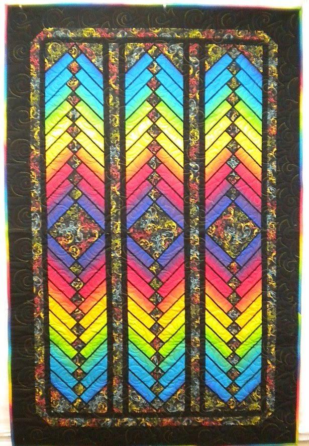 Quiltldy S Quilts French Braid Quilt