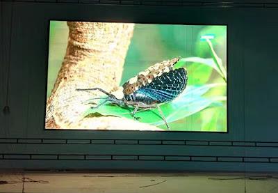 Lắp đặt thi công màn hình led p5 indoor trong nhà tại Đồng Tháp