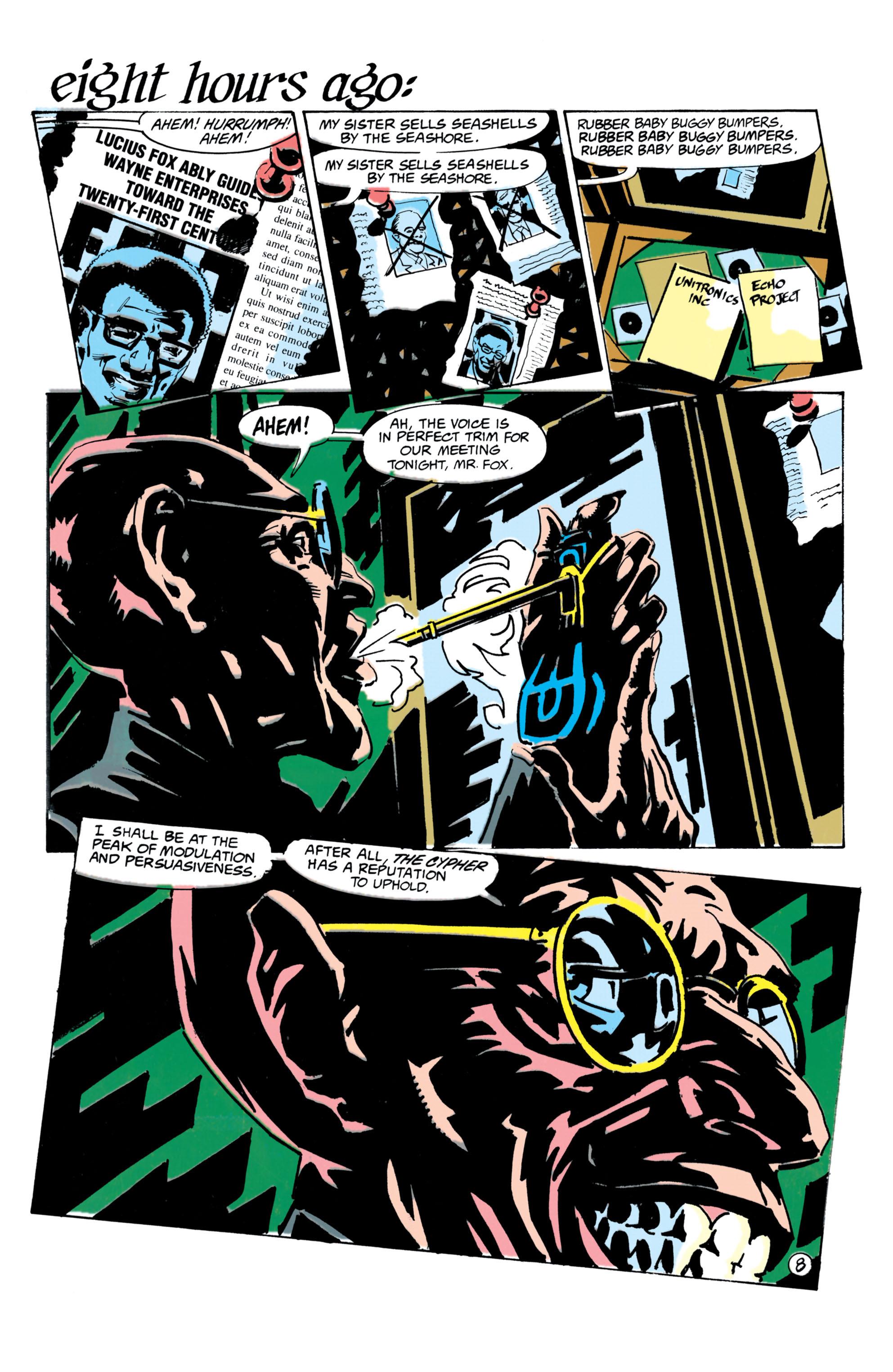 Detective Comics (1937) 658 Page 8