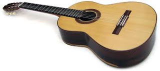 O gitarama, Klasična gitara, vrste gitara