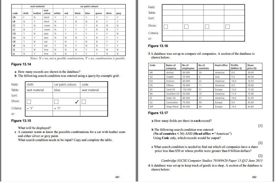 igcse computer science paper 2