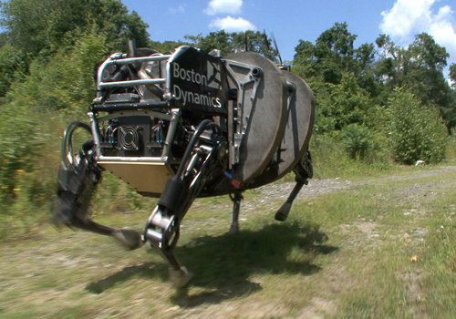 Tinuku SoftBank bought Alphabet's Boston Dynamics and Schaft