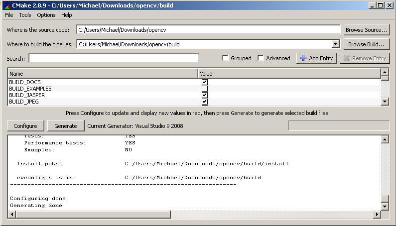 OpenCV 2 4 2 – ayoungprogrammer's blog