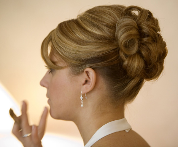 Easy Wedding Hairstyles 3