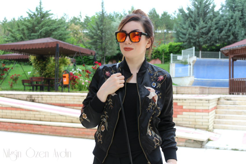 alışveriş-Nakışlı Bomber Ceket-Zaful-Sammydress-moda blogu-bomber ceket