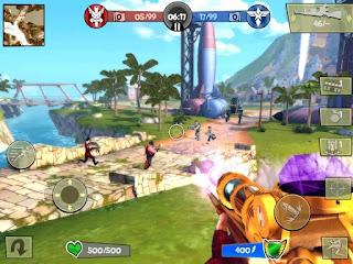 Game bắn súng cực hay cho android