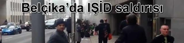 Belçika'da IŞİD isis saldırısı