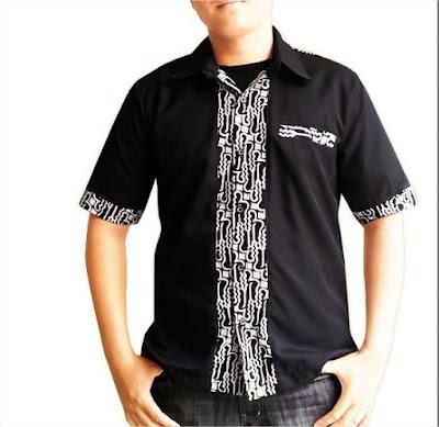 Baju Muslim Pria Lengan Pendek Desain Terbaru
