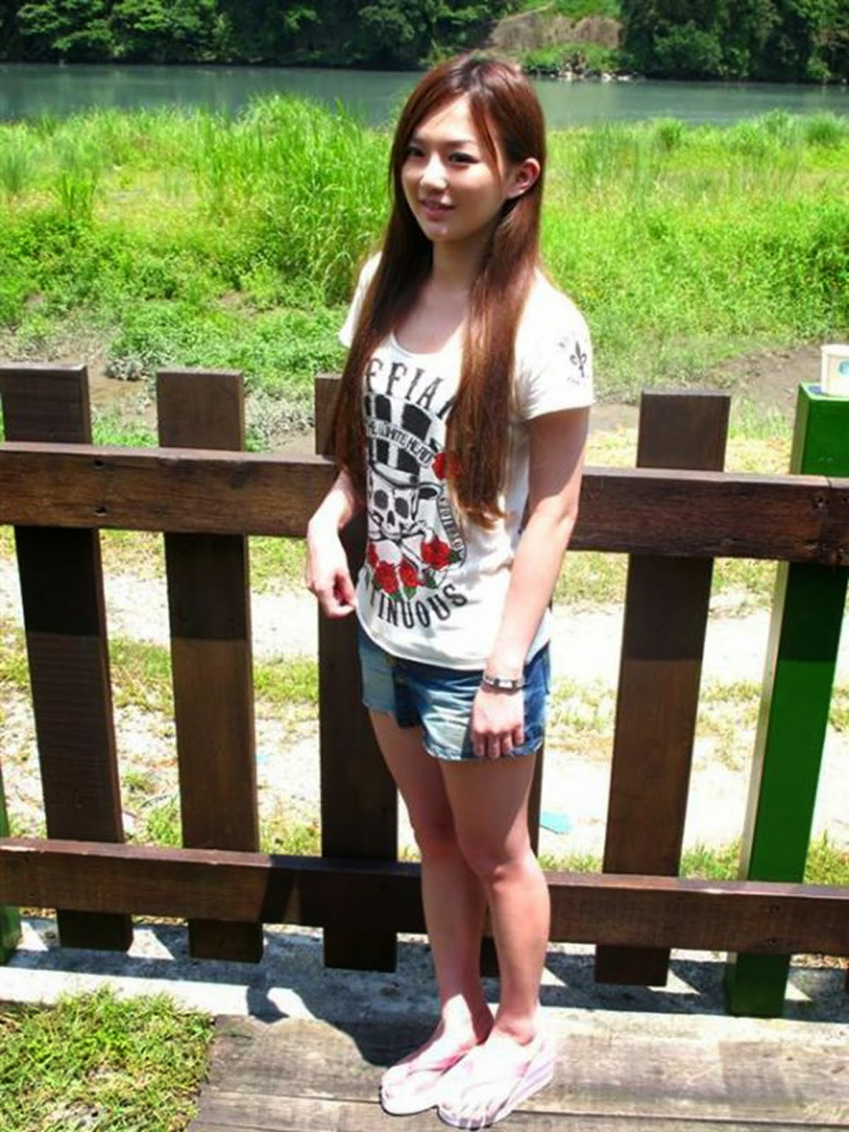 Girlfriend Sex Photo Scandal  R-Breezy R-18 Pinay Scandals-1774